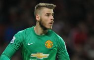 De Gea might play against Barca