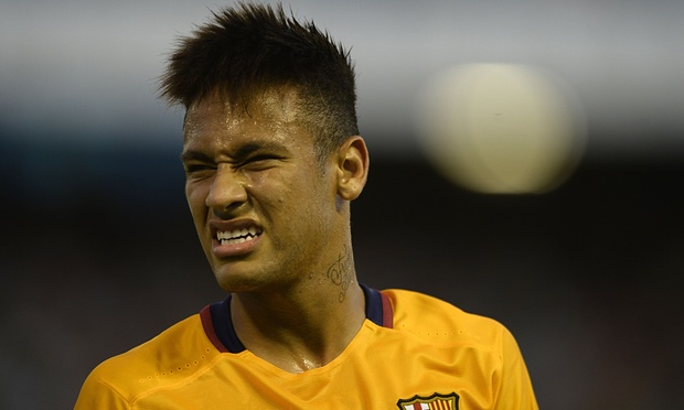 Neymar has €42m of assets frozen by court over alleged tax evasion.