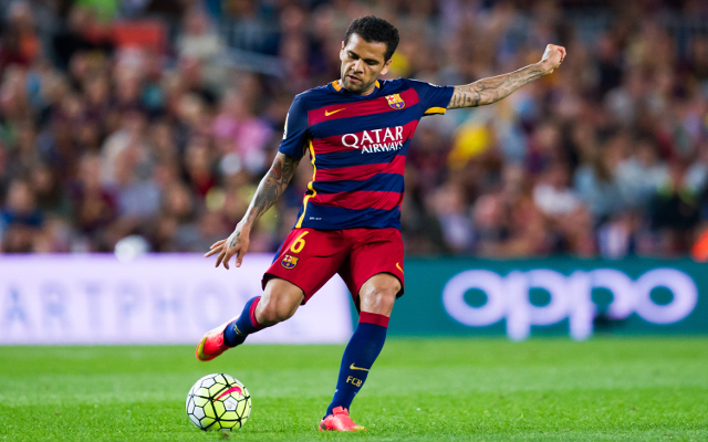 €20m Chelsea move for Dani Alves
