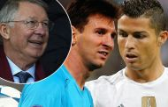 "Sir Alex ""Ronaldo vs Messi"" who's the best?"