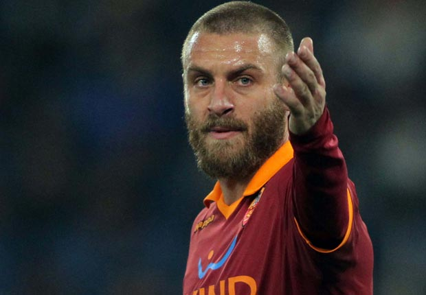 "Daniele De Rossi: ""Barcelona is a special side"""