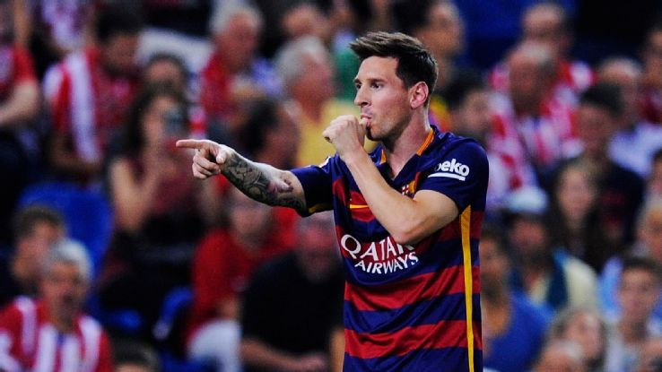 Messi up for a new milestone in his career