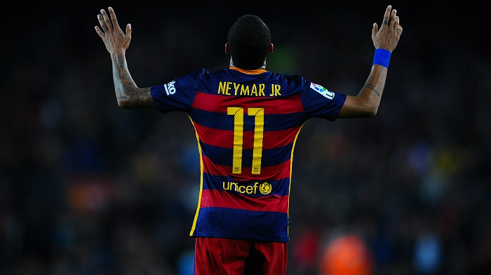 """Enrique labeled Neymar as """"unstoppable"""""""