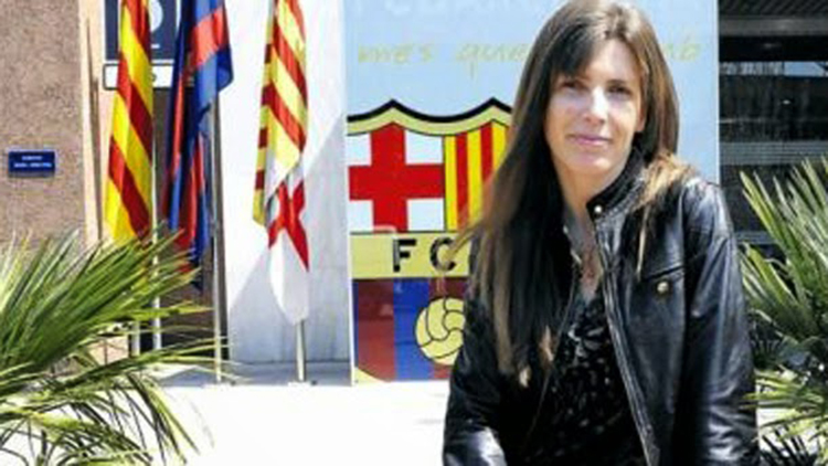 Susana Monje reveals FC Barcelona's financial situation