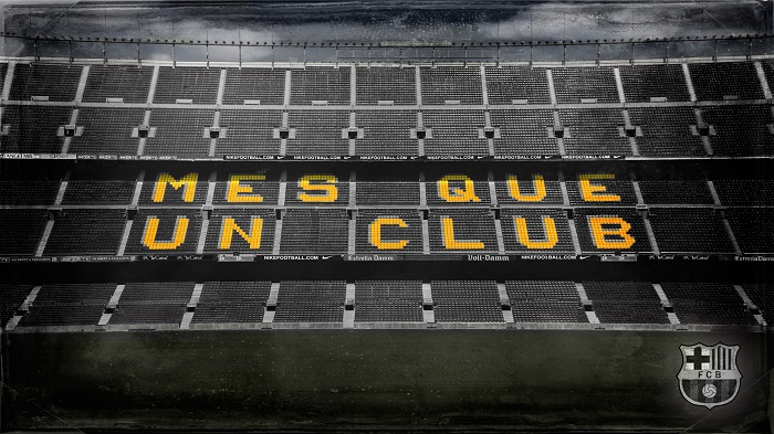 Barca reveal trailer for Club History movie