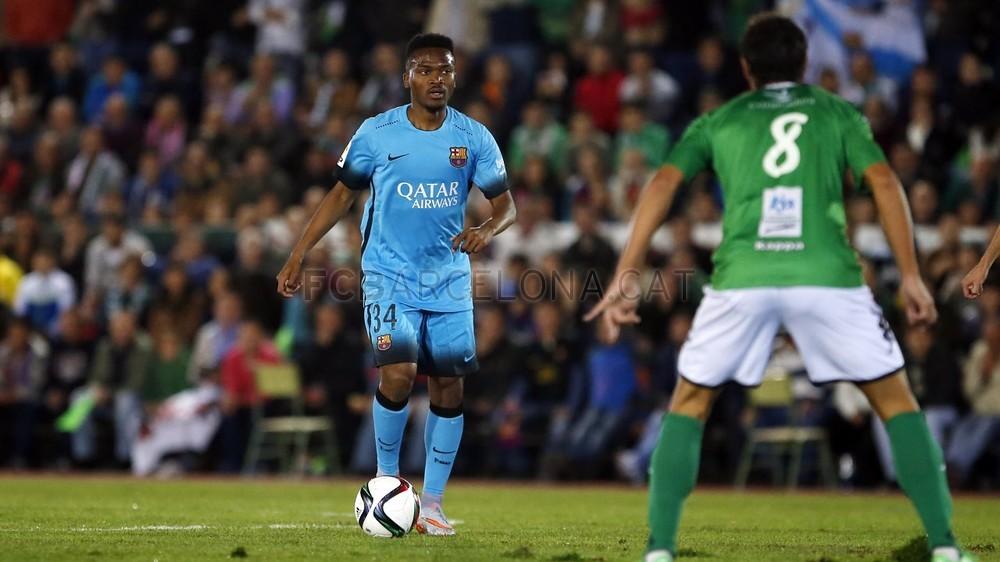 Kaptoum was a No 6 until he was converted by Garcia Pimienta