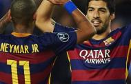 Suarez & Neymar Leads Barcelona for tonight win