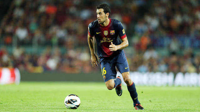 Sergio Busquets: The perfect footballer finds his form
