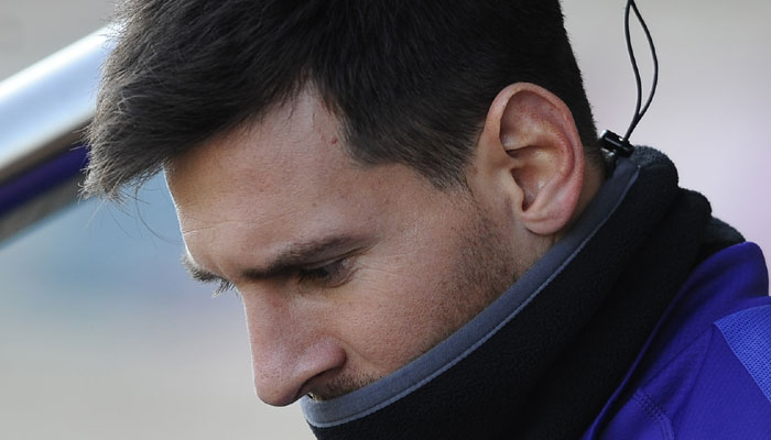 Messi WILL NOT be ready for Real Madrid