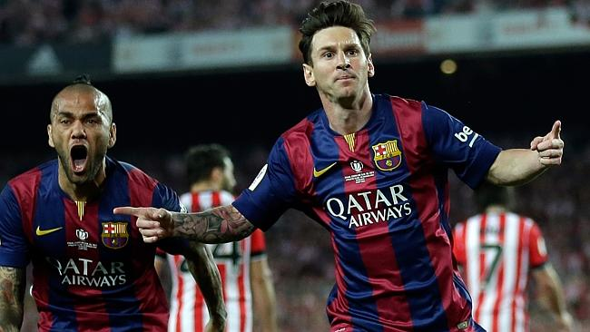 Messi's Copa classic up for FIFA goal of the year