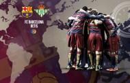 FC Barcelona vs Betis Timing