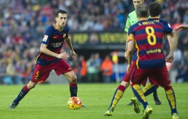 Sergio Busquets, reliability personified
