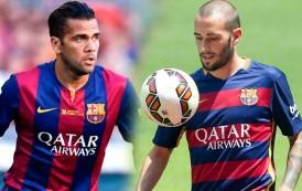 The upcoming battle Vidal vs Alves