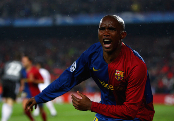 Eto makes his Ballon d'Or prediction