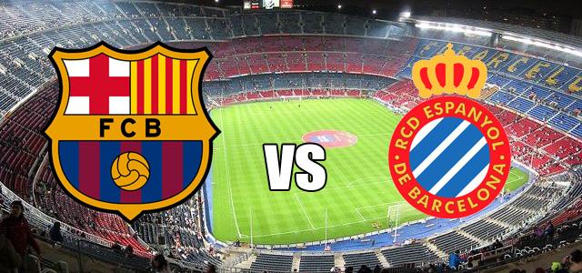 Match Preview: FC Barcelona v Espanyol