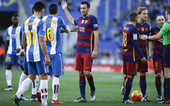 FC Barcelona players have wanted revenge