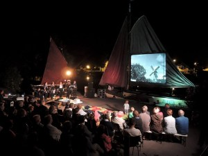 Cine rural Tousson