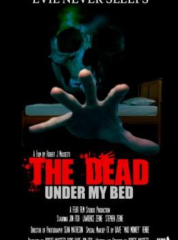 DeadUnderMyBedPoster