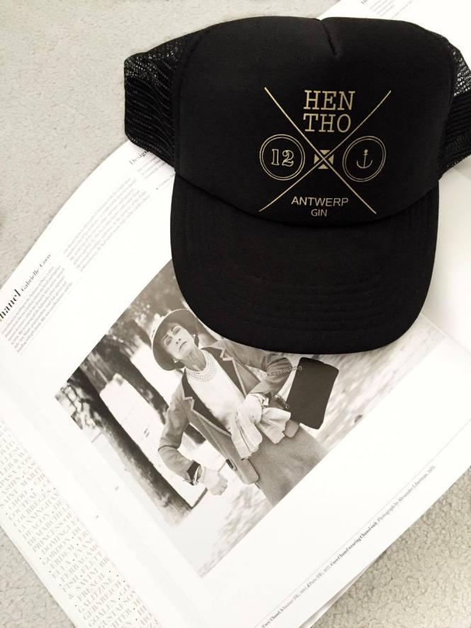 Hentho cap