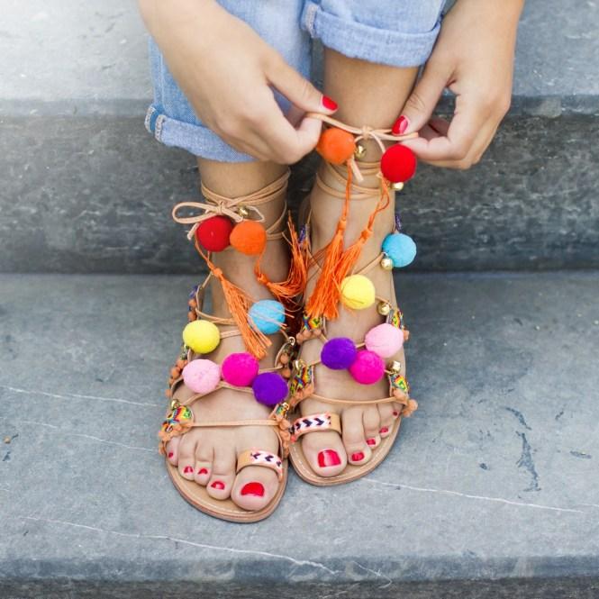 Mode musthaves zomerschoenen