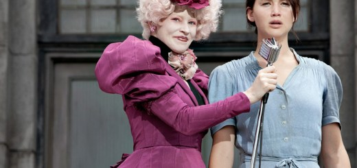 The Hunger Games Movie Review: The Hunger Games (2012)