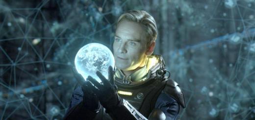 prometheus Movie Review: Prometheus (2012)