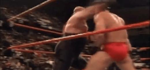 Vader Ken Shamrock Vader vs. Ken Shamrock (5/11/97)