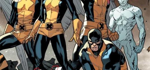all new x men 1 Comic Book Review: All New X Men #1