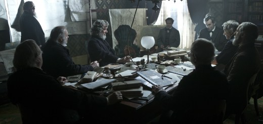 Lincoln Movie Review: Lincoln (2012)