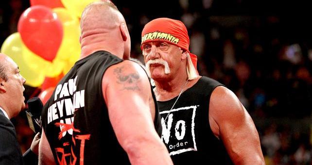Hulk Hogan Brock Lesnar TV Review: WWE Raw (10/22/14): Hulk Hogans Birthday