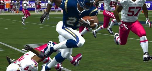 ESPN NFL 2k5 01 Video Game Review: ESPN NFL 2k5 (2004)