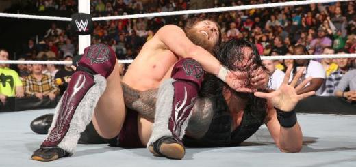 WWE Fastlane Daniel Bryan Roman Reigns Wrestling Review: WWE Fastlane (2/22/15)