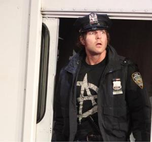 Dean Ambrose is a cop you idiot