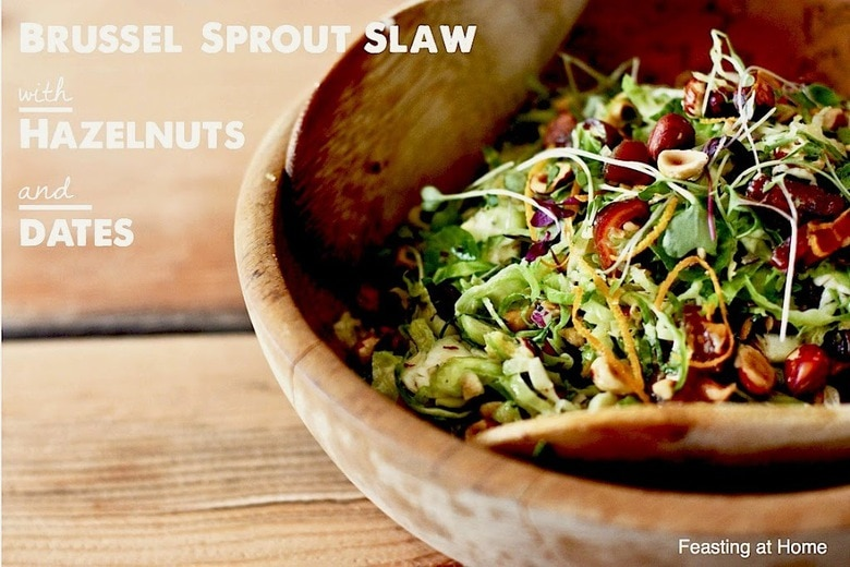 how to make sprouts salad at home