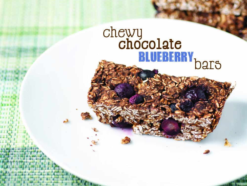These are similar to my Chewy Cherry Vanilla Bars , but chocolate ...