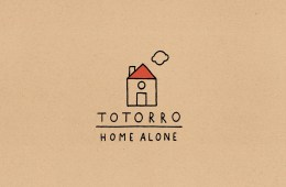 totorro - home alone