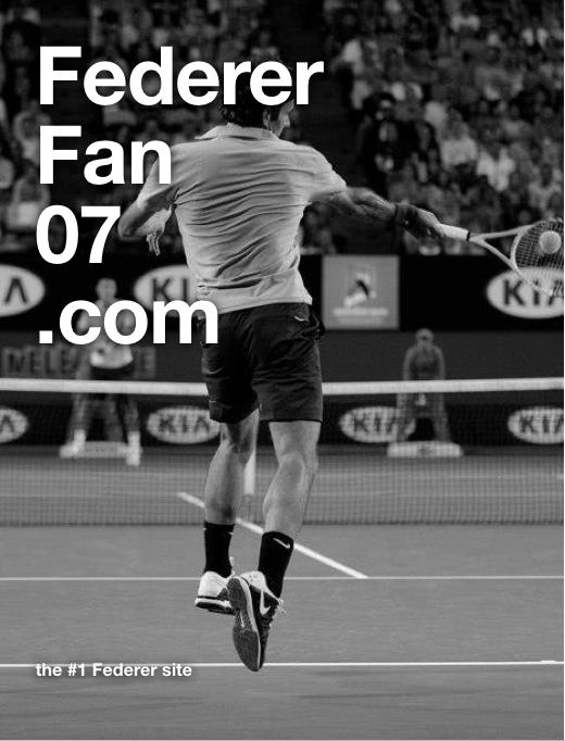 FedererFan07 Australian Open 2013 banner 2