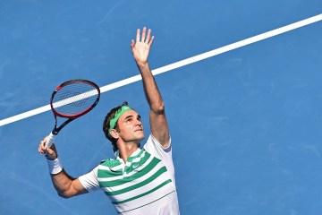 Roger Federer 2016 Australian Open Second Round