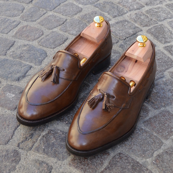 Brown Aurelio Loafer