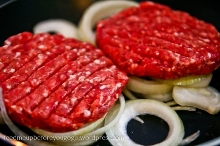 hamburgersliderFleisch