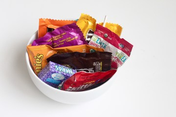 research driven tips for how to eat less candy