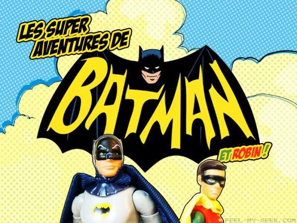 Les super aventures de Batman et Robin ! - Épisode 1 : le mal de notre ère