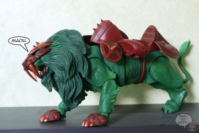 Battle Lion MOTUC