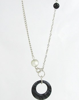 orbitingblack-necklace