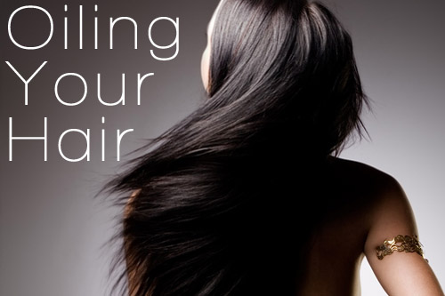 Beauty Secrets from India: Oiling Your Hair
