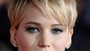 Jennifer Lawrence Catching Fire Makeup