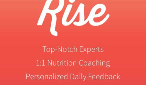 Shopping Appes: Nutritionist Rise App