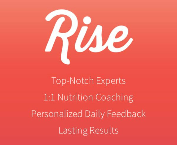 Nutritionist Rise App