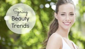 Spring Beauty Trends 2015