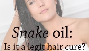 Natural oils that promote hair growth